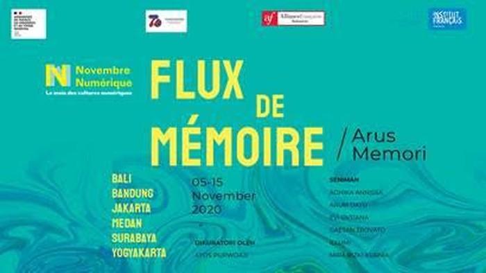 Pameran Seni Media Novembre Numerique yang Digelar IFI