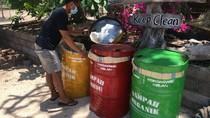 Gaet Komunitas, Gencarkan Edukasi & Pemilahan Sampah di Pantai Kelan Bali