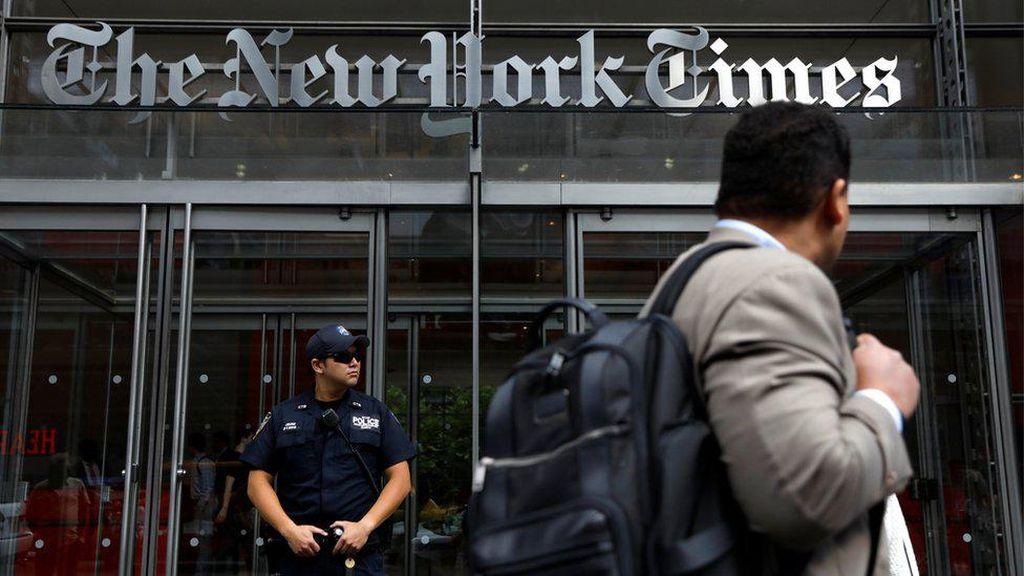 Pengkritik Anonim Pemerintahan Trump Akhirnya Buka Identitasnya