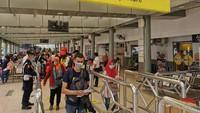 Hari ke-3 Libur Panjang, Pelanggan Kereta Api Naik 49%