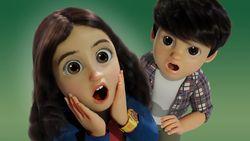 Miles Films Juga Hadirkan Petualangan Sherina Versi Animasi