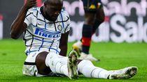 Inter Vs Parma: Lukaku Cedera, Nerazzurri Krisis di Lini Depan