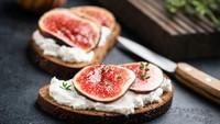 Bukan Alpukat, Kini Roti Panggang Buah Tin yang Hits di Instagram