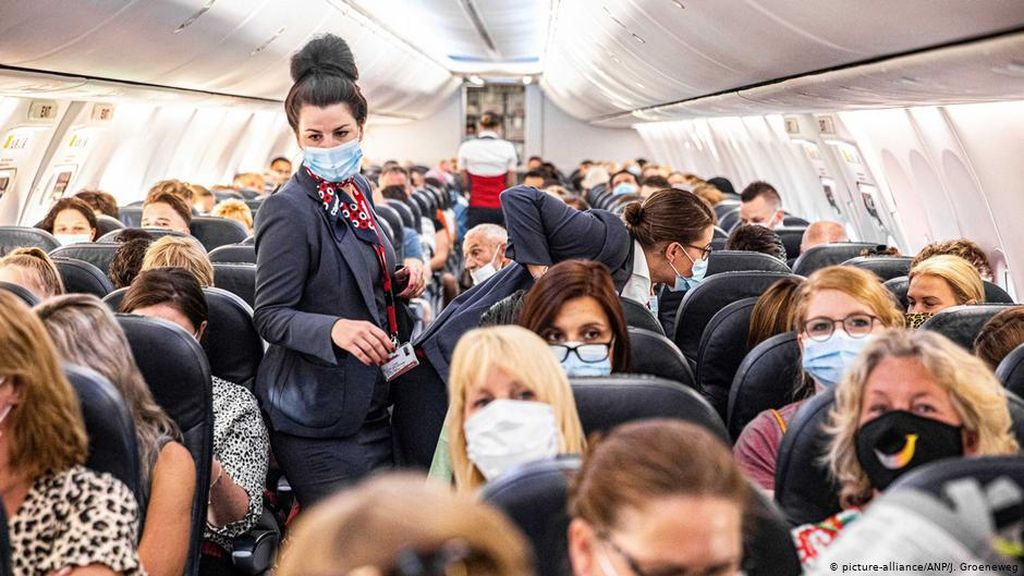 Seberapa Amankah Perjalanan Udara Selama Pandemi COVID-19?