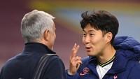 Son Kini Satu Agen dengan Mourinho, Taktik Tottenham?