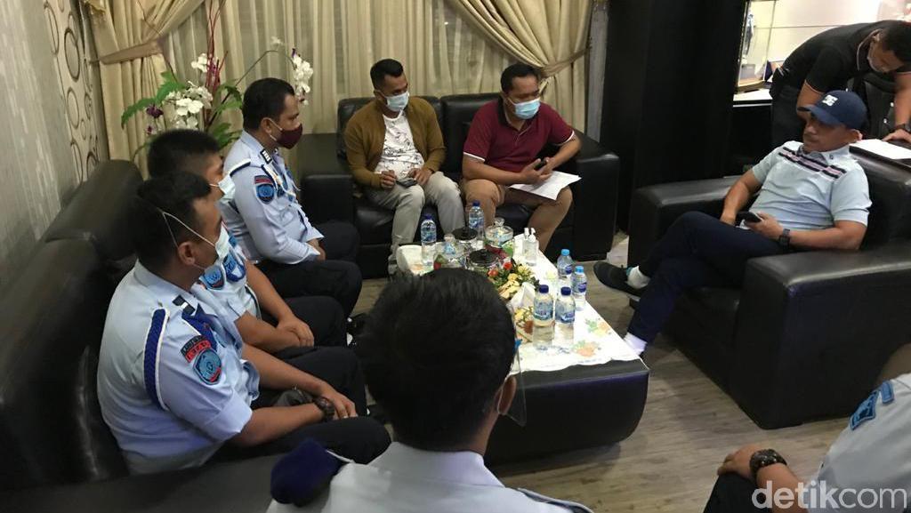 Usai Koordinasi Kemenkum Riau, Polisi Bon Napi Diduga Pengendali Narkoba