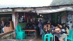 Long Weekend, Begini Suasana Wisata Kuliner di Warpat Puncak Bogor