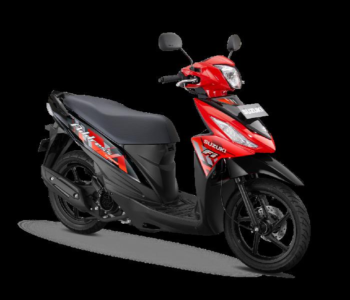 Suzuki Address Baru 2020