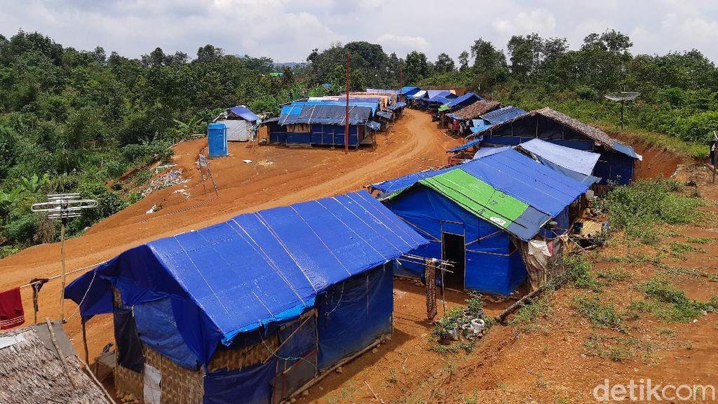 Korban Banjir Bandang-Longsor di Lebak Tagih Kepastian Hunian Tetap