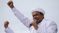 Tanda Tanya di Balik Kebenaran Dokumen Swab Habib Rizieq Positif Corona