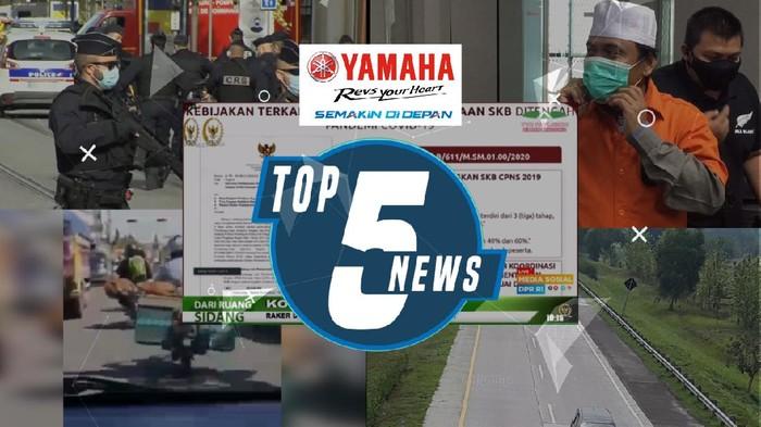 Top 5 News 30 Oktober