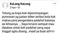 Viral Keluhan Pengendara Dipaksa Beli Stiker di Purwosari Pasuruan