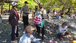 350 Polisi Banyuwangi Amankan Destinasi Wisata Selama Libur Panjang