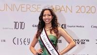 Pesona Aisha Harumi Tochigi, Miss Universe Jepang 2020 Keturunan Ghana