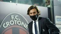 Start Juventus Buruk, Pirlo Jadi si Tapir Emas