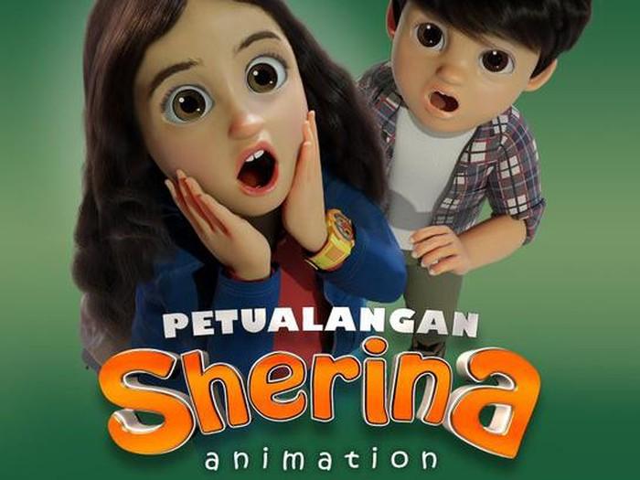 Animasi Petualangan Sherina