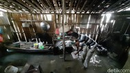 Banjir di Cilacap Perlahan Surut, Warga Mulai Tinggalkan Pengungsian