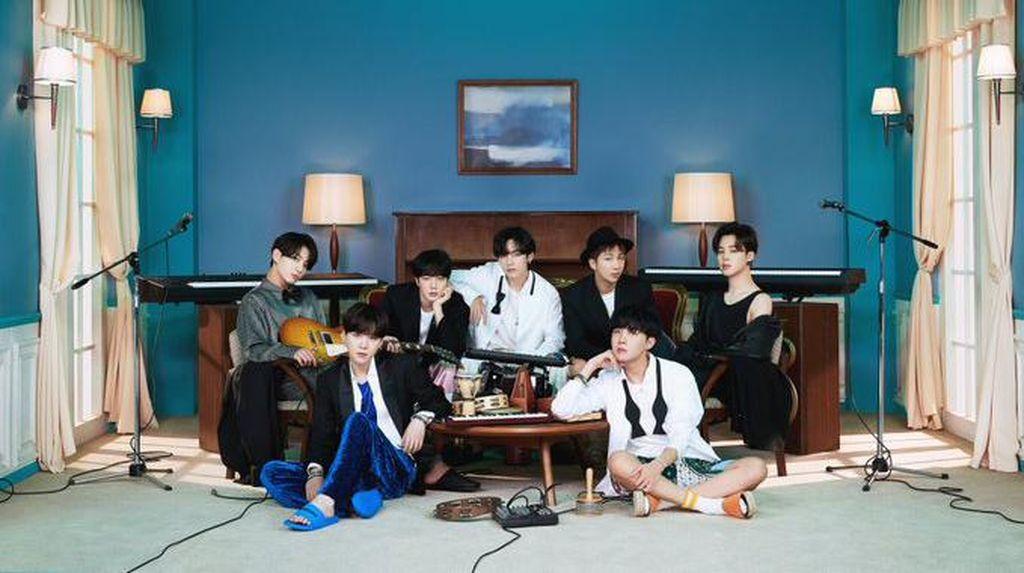 10 Musisi dan Lagu K-Pop Terpopuler di Spotify 2020