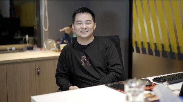 CEO Team RRQ Adrian Pauline