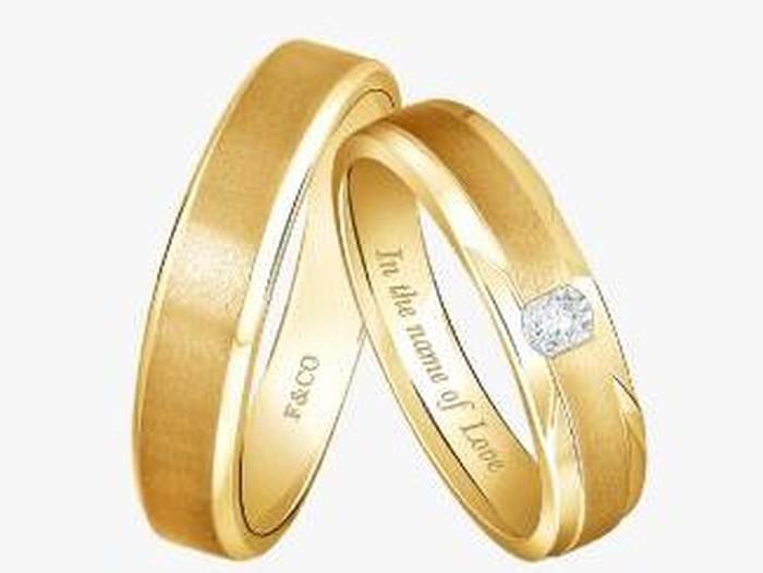 Cincin Pernikahan dan Tunangan