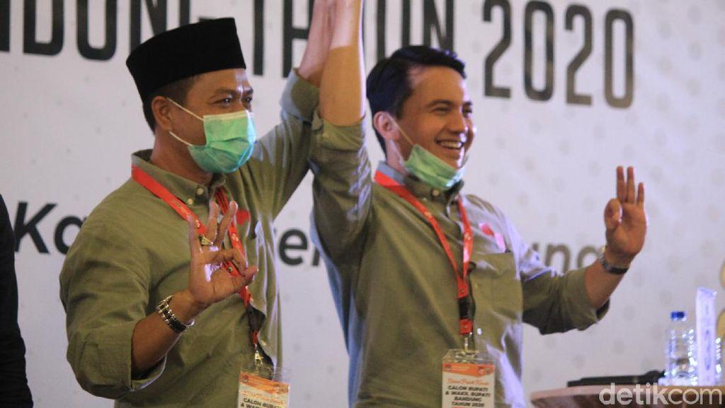 Dadang-Sahrul Sebut Smart City Harus Segera Dibangun di Kabupaten Bandung