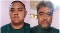 Ini Tampang 2 Anggota Moge Tersangka Pengeroyok Prajurit TNI di Bukittinggi