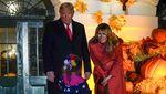 Gedung Putih AS Rayakan Halloween
