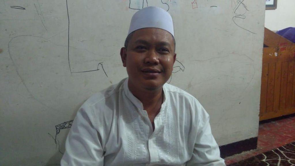 Ustaz di Depok Maafkan Pelaku yang Ancam Gorok Lehernya