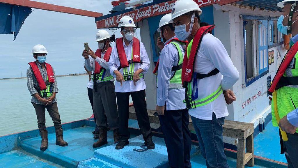 Menhub: Minggu Ketiga November Tahap Pertama Pelabuhan Patimban Beroperasi