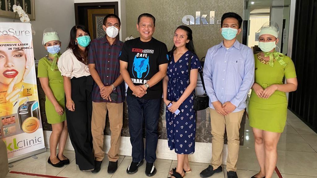 Ketua MPR Ungkap Kondisi Layanan Kecantikan di Bali Saat Pandemi