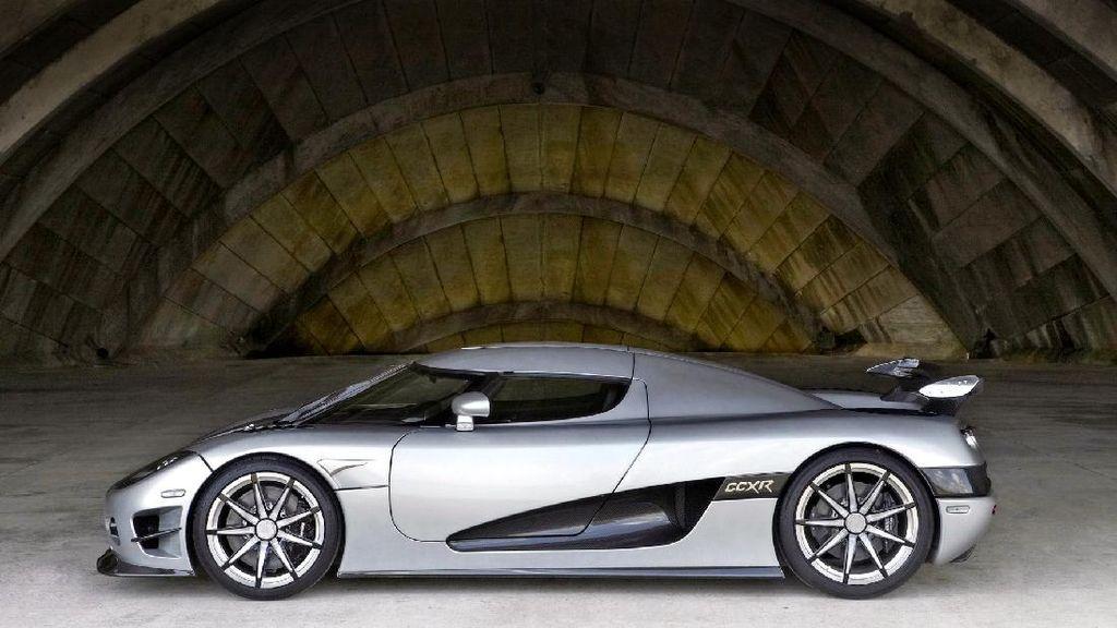 Potret Mobil Langka yang Cicilannya Rp 350 Jutaan per Bulan
