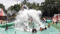 Begini Keadaan Wisata Air di Bogor, Ramai Pengunjung di Hari Sabtu