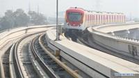 Dibangun China, Ini Penampakan MRT di Pakistan