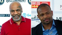 Jadwal Mike Tyson Vs Roy Jones Jr, Baku Hantam Akhir Pekan Ini