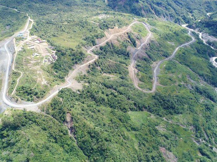 Pembangunan Infrastruktur di Papua