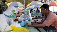 Ratusan Wisatawan Situ Gede Rapid Test, Dua Orang di Geopark Ciletuh Reaktif
