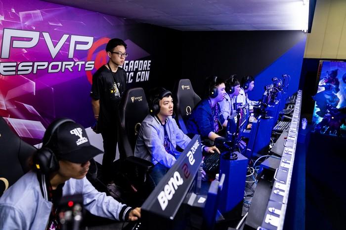 Minat eSport yang terus tumbuh di Asia Tenggara, menggerakan PVP Esports menyelenggarakan SuperGamerFest (SGF) 2020 secara perdana.