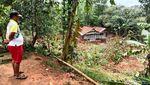 Tanah Bergerak dan Ambles Sedalam 3 Meter di Kebumen
