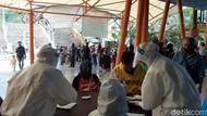 Rapid Test Massal, Wisatawan di Lembang dan Bogor Reaktif