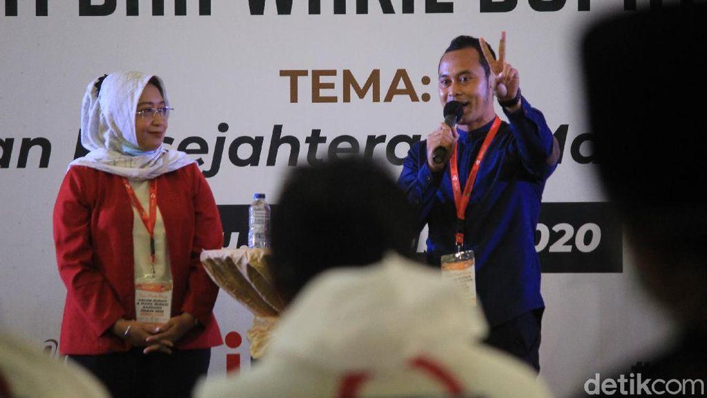 Yena - Atep Janjikan Bangun Digitalisasi di Desa