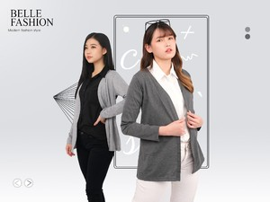 Belle Fashion, Solusi Tampil Keren dan Kekinian Nggak Pakai Mahal
