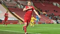 Diogo Jota Rajin Cetak Gol di Anfield