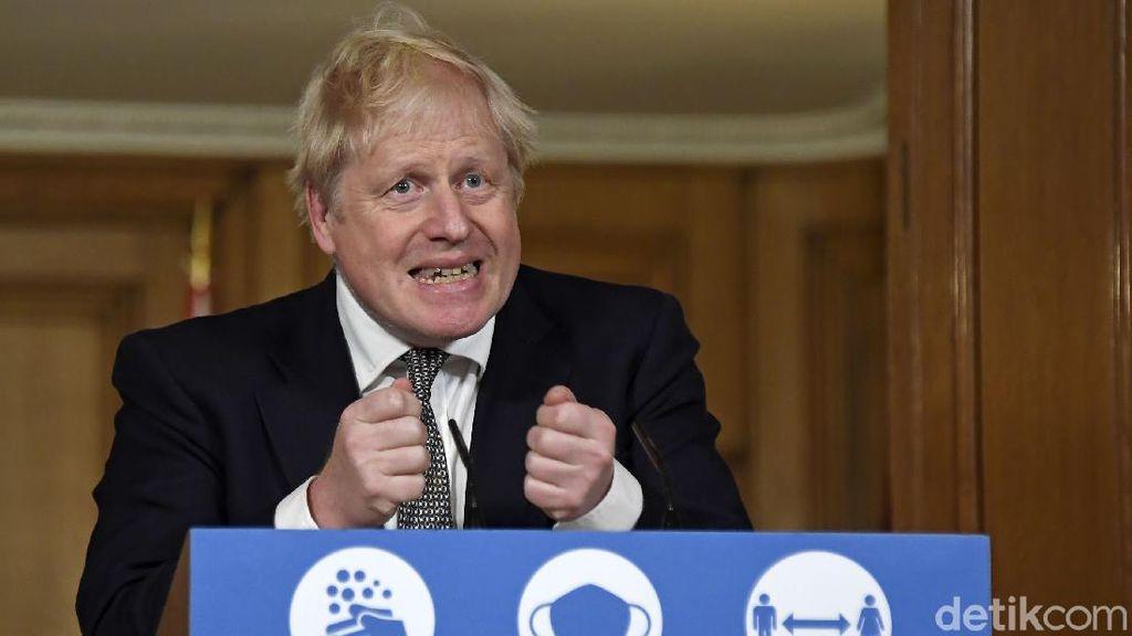 Inggris Diperkirakan Cabut Lockdown Awal Desember