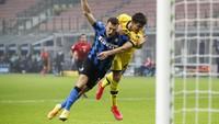 Penyelesaian Akhir Kurang Sip, Inter Pun Nyaris Kalah