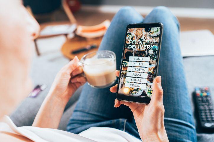 Jualan Makanan Online Tanpa Izin di India Didenda Rp 100 Juta
