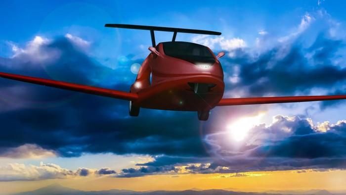 Mobil terbang Samson Sky Switchblade