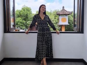 Raisa Pamer Ruang Spa Minimalis Baru, Netizen Malah Terpesona Sama Kakinya