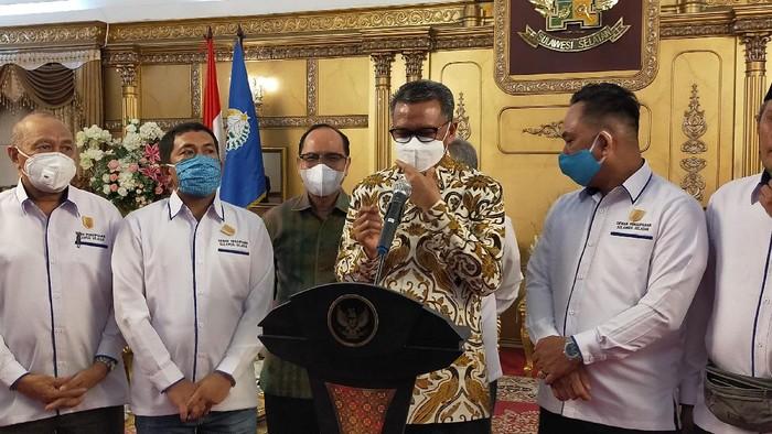 Sulawesi Selatan Naikkan UMP 2021