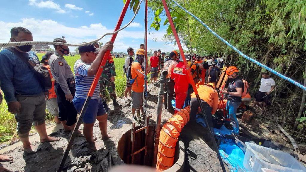 Diduga Keracunan Gas, Seorang Warga Ngawi Tewas di Dalam Sumur