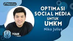 Optimasi Media Sosial Untuk UMKM
